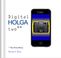 Book Icon - Digital HOLGA two Icon