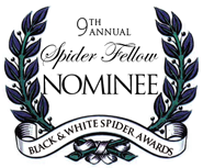 Nominee - 9th Black and White Spider Awards - 2014